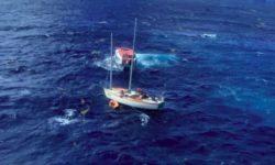 Лайнер Celebrity Summit спас 6-х моряков дрейфующей яхты